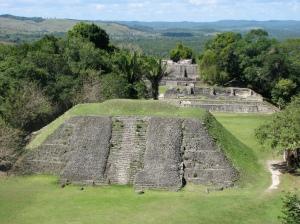Maya-site Xunantunich