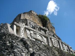Temple of El Castillo, Xunantunich