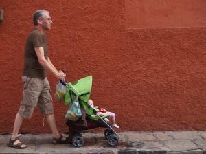 Op wandel in San Miguel de Allende