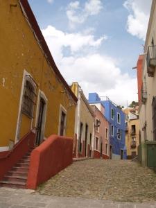 Mooie kleurtjes in Guanajuato