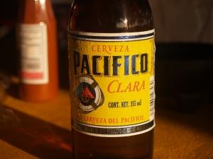 Eén van de vele Mexicaanse biertjes