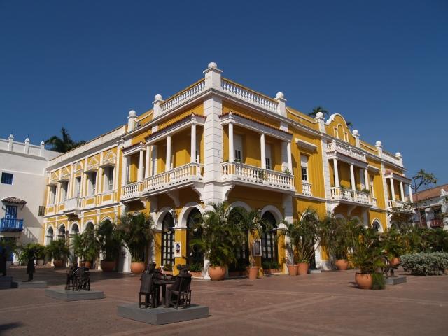 Pleintje Cartagena