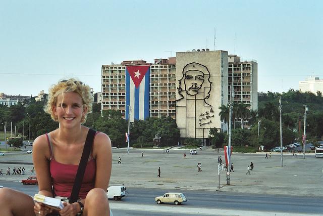 La Plaza de la Revolución, 2003
