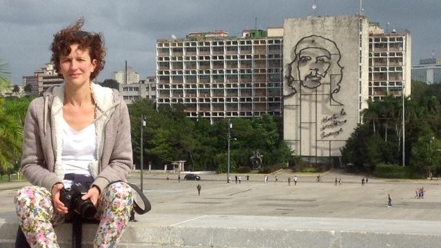 La plaza de la revolución, 2016